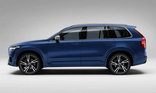 Volvo XC90 Polestar performance variants on the way