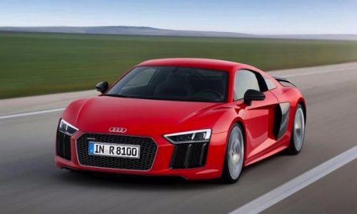 2016 Audi R8 image surfaces online, first real look?