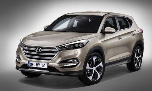 2016 Hyundai Tuscon revealed, will become the new ix35