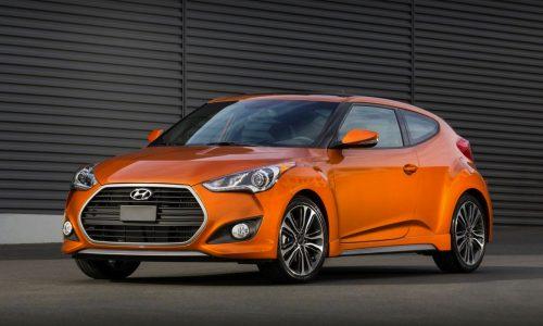 2016 Hyundai Veloster revealed, SR Turbo gets dual-clutch auto