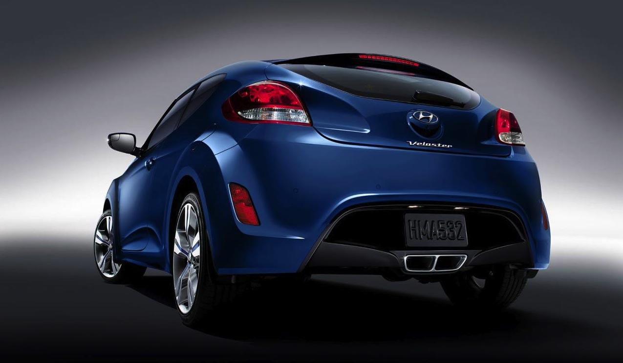 2016 Hyundai Veloster Revealed Sr Turbo Gets Dual Clutch