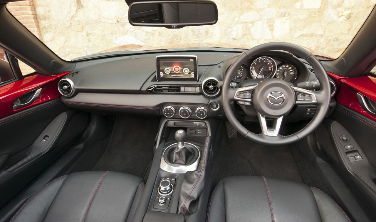 mazda mx engine 5l interior confirms specs performancedrive
