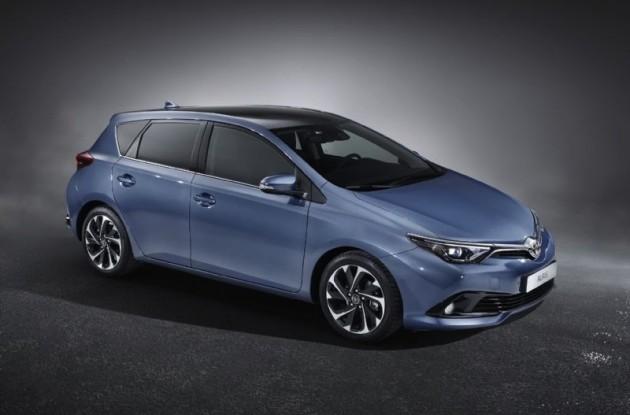 2016 Toyota Corolla hatch