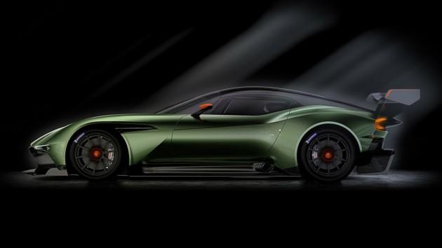Aston Martin Vulcan-body