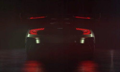 Video: Aston Martin Vulcan previewed again, sounds serious