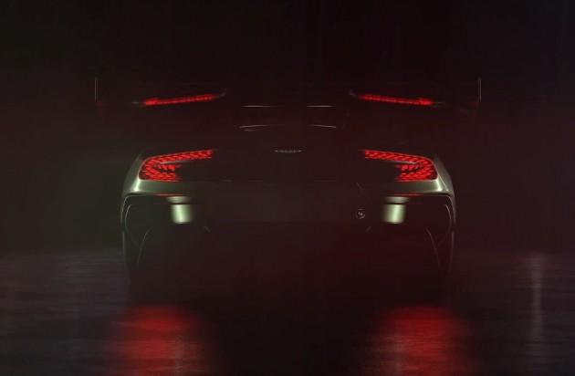 Aston Martin Vulcan preview 2