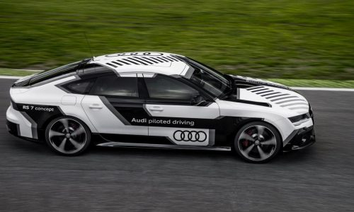 Audi to introduce autonomous tech in A8 next year