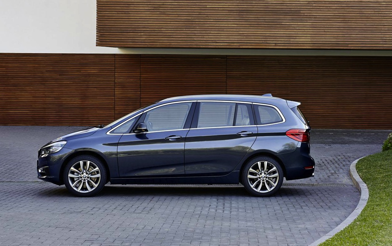 Compact Suv Australia >> BMW 2 Series Gran Tourer revealed, first premium 7-seat compact | PerformanceDrive