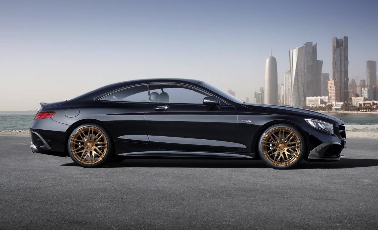 Brabus 850 6 0 Biturbo Tune Announced For Mercedes S 63