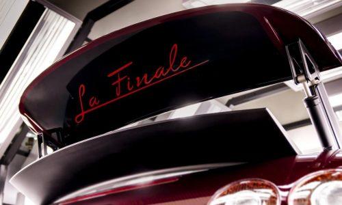 Final Bugatti Veyron sold; Grand Sport Vitesse 'La Finale'