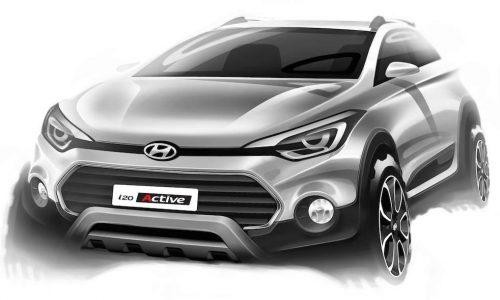Hyundai i20 Active previews new compact SUV