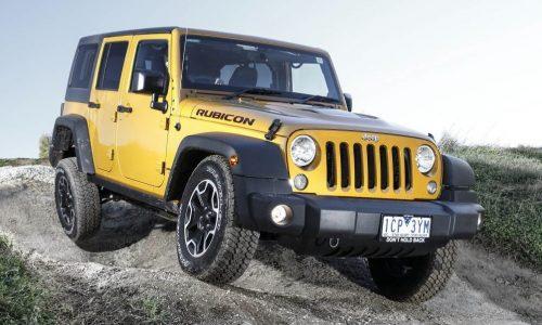 Next-gen Jeep Wrangler to keep live axle suspension – report