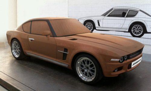 "New Jensen GT heading to Geneva, ""rebirth of a legend"""