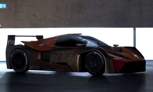 KTM X-Bow GTR racer previewed again, set for GT4 racing