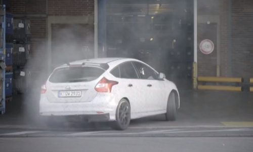 Video: Ken Block trashes the new Ford Focus RS