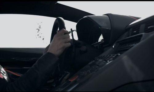 Video: Lamborghini Aventador SV previewed, nice V12 sound