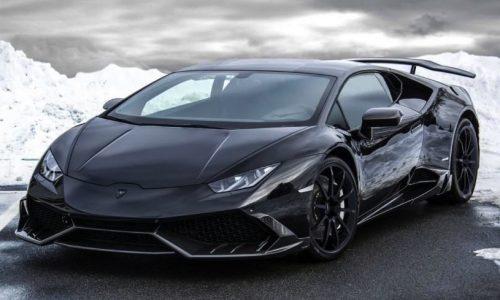 Mansory announces serious turbo kit for Lamborghini Huracan