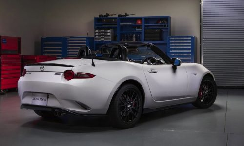 Mazda MX-5 accessories concept unveiled at Chicago show