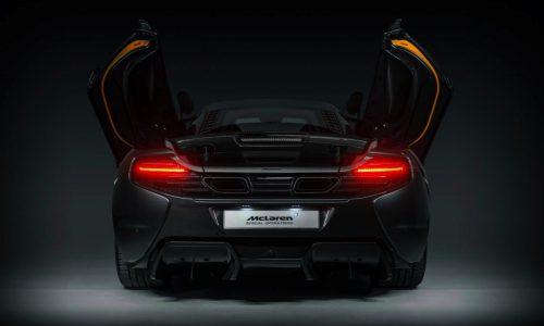 McLaren reveals unique MSO-developed 650S 'Project Kilo'