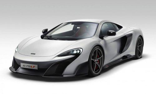 McLaren 675LT revealed, most track-focused Super Series yet