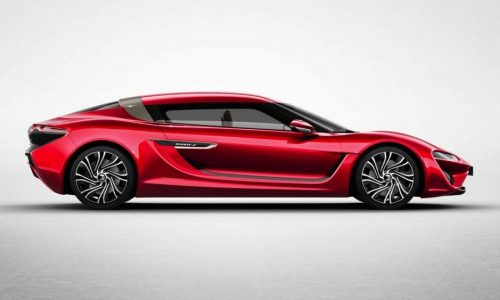 NanoFlowcell QUANT F revealed, 802kW fuel-cell supercar