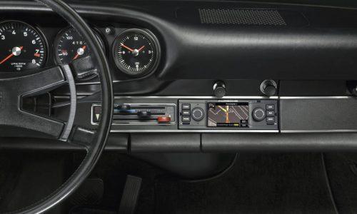 Porsche Classic develops 'Navigation Radio' for old-school models