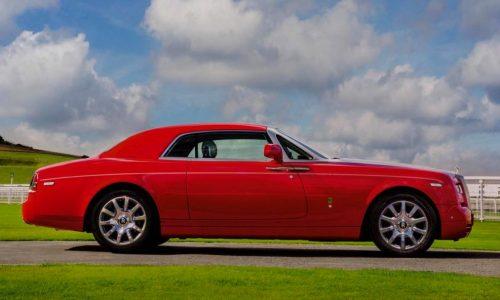 Rolls-Royce makes one-off Phantom Coupe Al-Adiyat