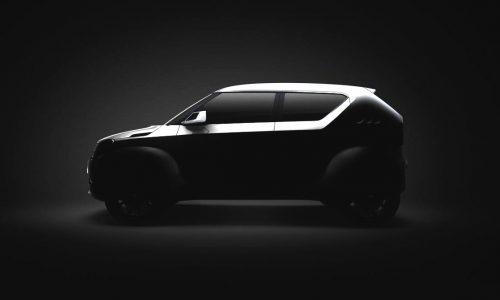 Suzuki iK-2 and iM-4 concepts previewed before Geneva debut