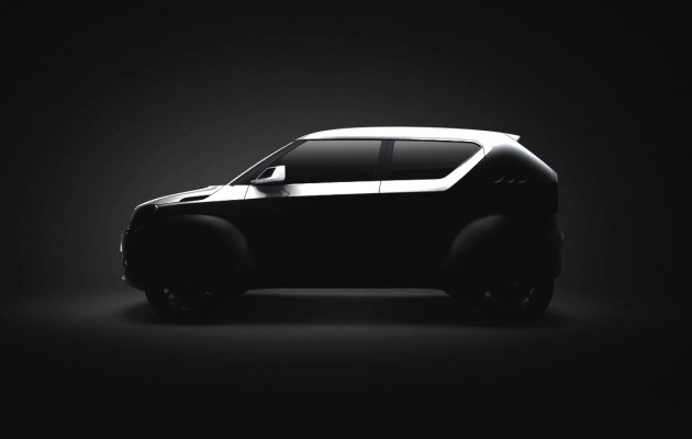 Suzuki iM-4 concept preview