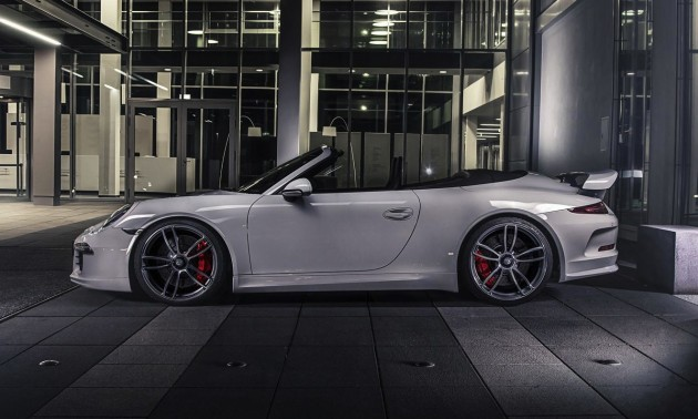 TechArt Porsche 911 Carrera GTS cabrio-bodykit
