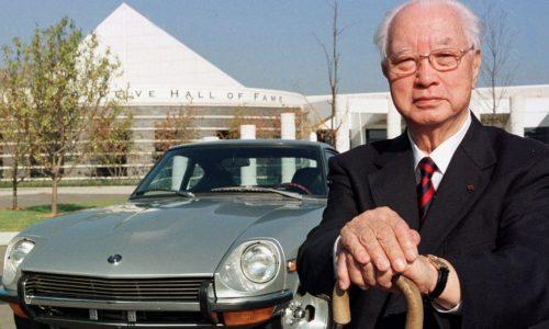 Datsun Z car pioneer Yutaka Katayama dies, aged 105