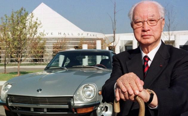 Yutaka Katayama Datsun Z