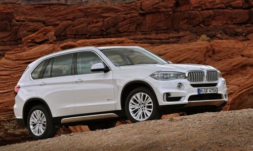 BMW X7 being engineered alongside Rolls-Royce SUV, V12 likely