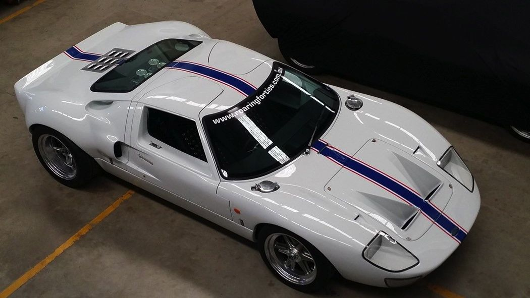 For Sale 2014 Ford Gt40 Replica With Coyote V8