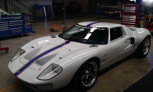 For Sale: 2014 Ford GT40 replica with Coyote V8