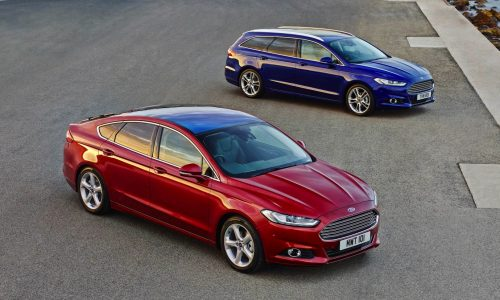 2015 Ford Mondeo on sale in Australia in May from $32,790