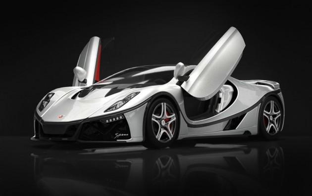 2015 GTA Spano-Geneva