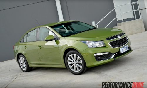 2015 Holden Cruze SRi review (video)