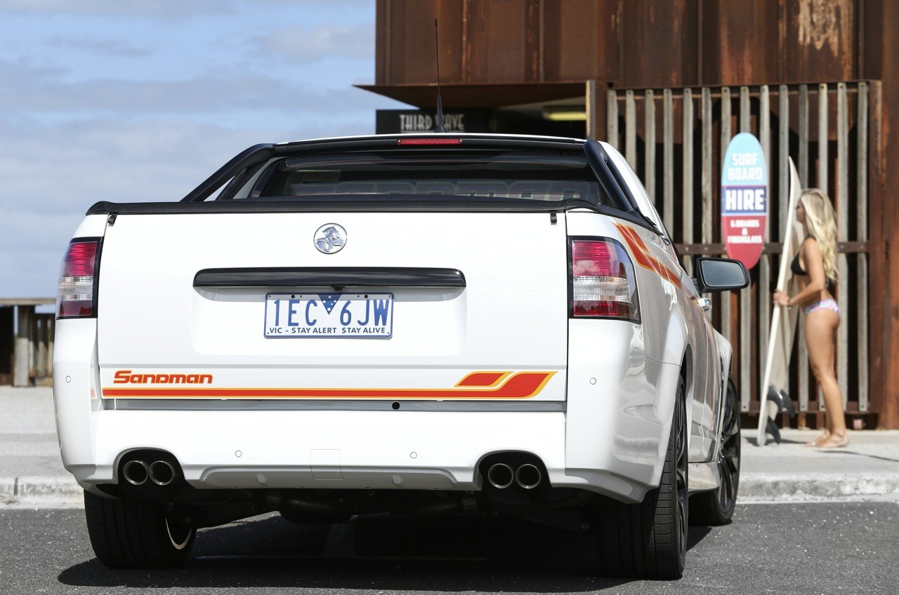 2015 Holden VF Sandman SV6 & SS V special editions announced | PerformanceDrive