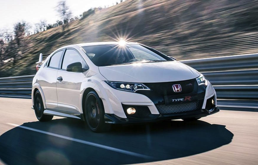 honda civic type  officially unveiled kw fwd manual  performancedrive