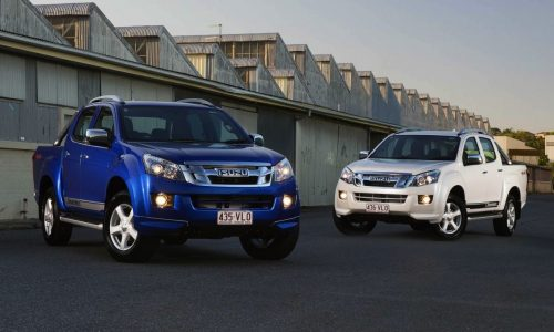 2015 Isuzu D-Max X-RUNNER limited edition on sale from $51,990