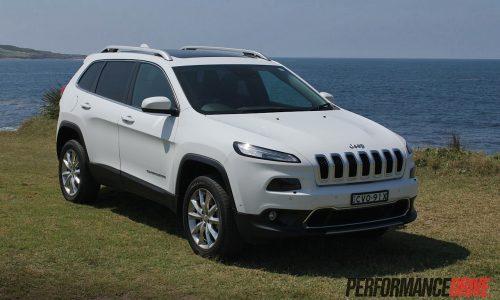 2015 Jeep Cherokee Limited Diesel review (video)