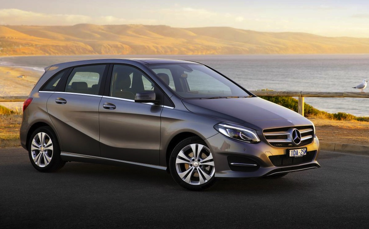 2015 mercedes benz b class on sale in australia from 41 400 performancedrive
