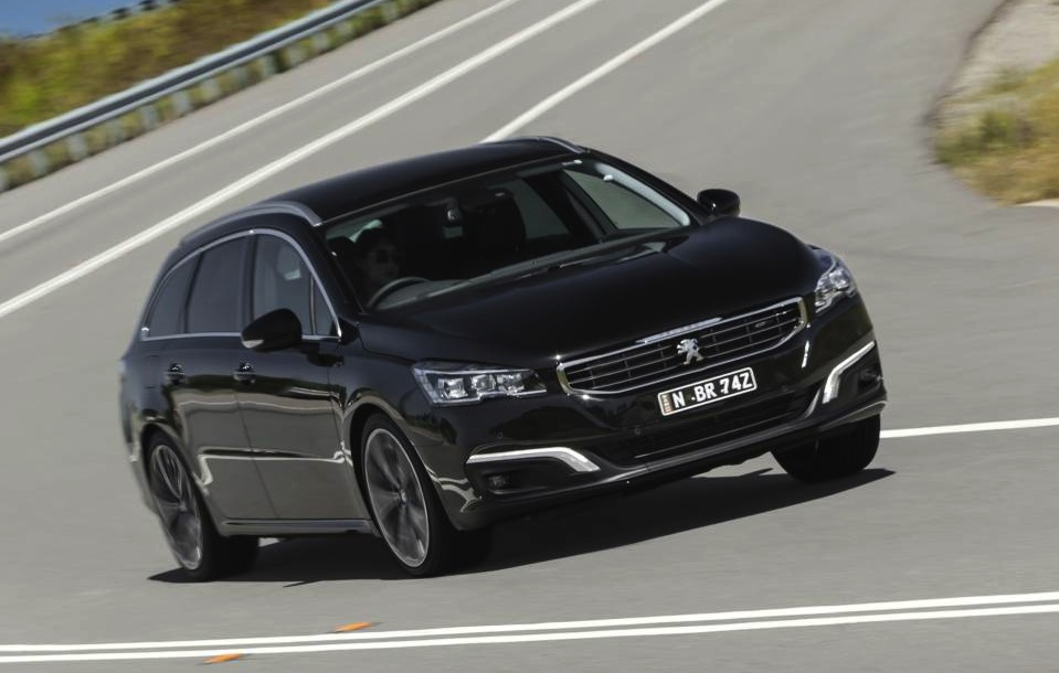 2015 Peugeot 508 On Sale In Australia From 37 990