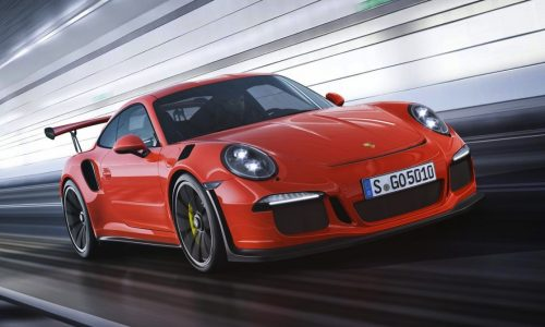 2015 Porsche 911 GT3 RS revealed, on sale in Australia from $387,700