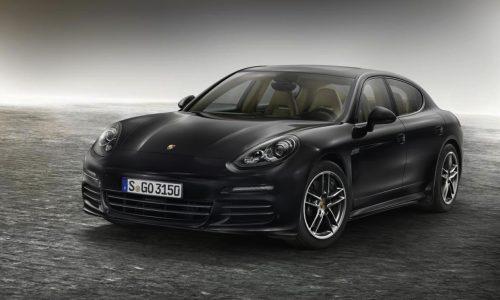 Porsche Panamera 'Edition' on sale in Australia from $204,600