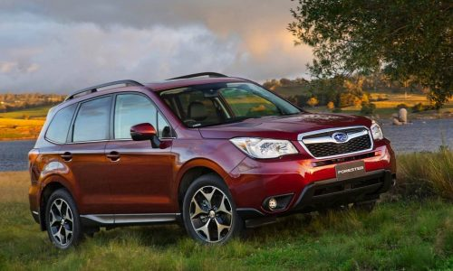 2015 Subaru Forester on sale in Australia from $29,990