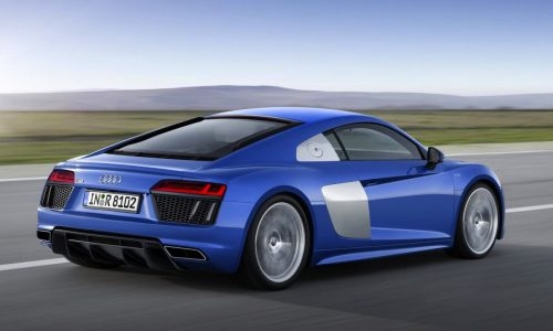 Fully electric Audi R8 e-tron production car details released