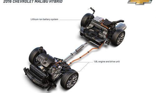2016 Chevrolet Malibu Hybrid confirmed, specs revealed