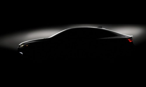 2016 Chevrolet Malibu to be larger, 2017 Commodore replacement?